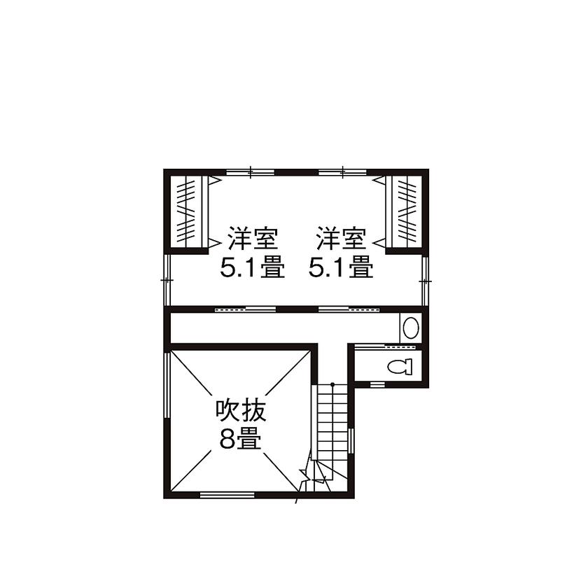 【本体価格2490万円/37坪】段差のある敷地を活かした、光と風と緑の家画像5