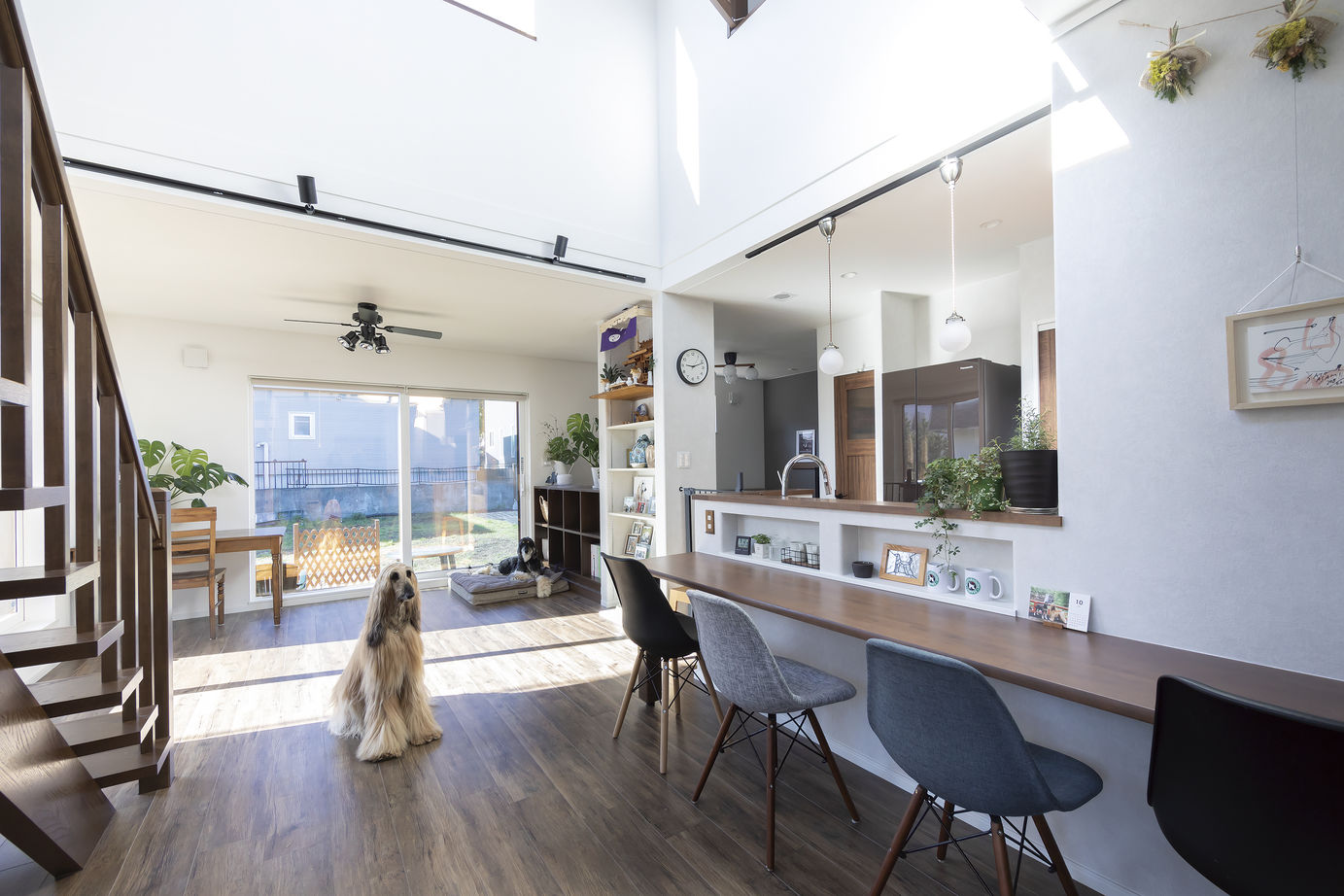 【2000~2500万円】『愛犬と暮らす幸せ』をデザイン 床暖房も暖か、50代からの快適暮らし画像1