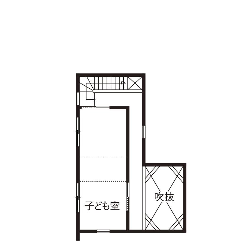 【平屋風×造作家具】手仕事が大好きな夫妻が選んだ、家具までハンドメイドの平屋風の住まい画像5