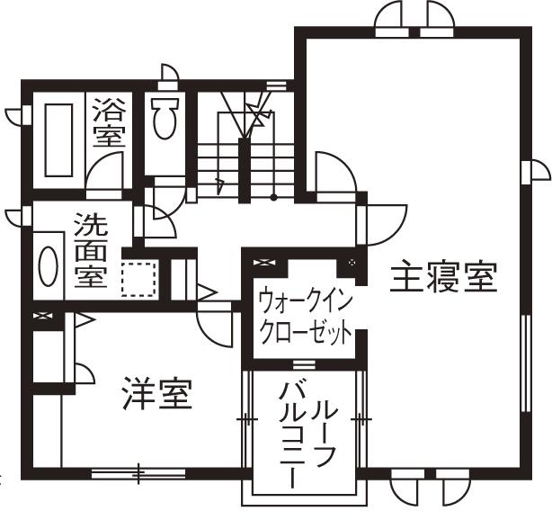 健康空調で家中がいつも一定の室温 オープンな間取りで伸び伸び暮らす画像5