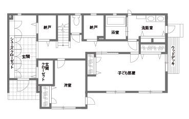 憧れだった、大空間で暮らす家画像4