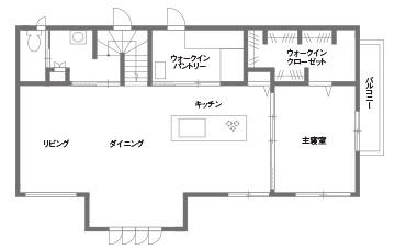 憧れだった、大空間で暮らす家画像5
