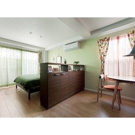 ミサワリフォームの寝室のリフォーム実例