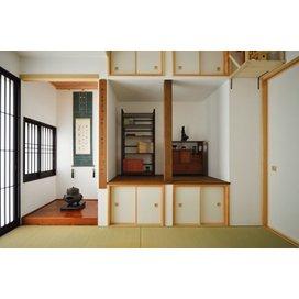 LOHAS studioの和室のリフォーム実例