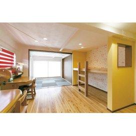 住友林業のリフォームの子ども部屋のリフォーム実例