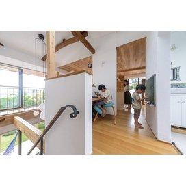住友林業のリフォームの廊下のリフォーム実例