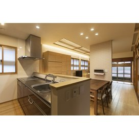 住友林業のリフォームのキッチン・システムキッチンのリフォーム実例