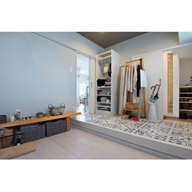 住友林業のリフォームの洋室のリフォーム実例