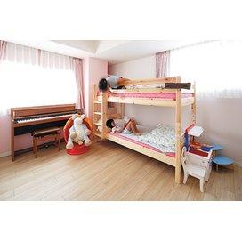 三井のリフォームの子ども部屋のリフォーム実例