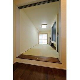 One's Lifeホームの和室のリフォーム実例