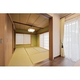 住友不動産の新築そっくりさんの和室のリフォーム実例
