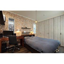 住友不動産の新築そっくりさんの寝室のリフォーム実例