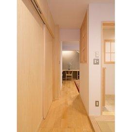 土屋ホームトピアの寝室のリフォーム実例