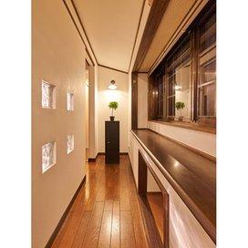 土屋ホームトピアの廊下のリフォーム実例