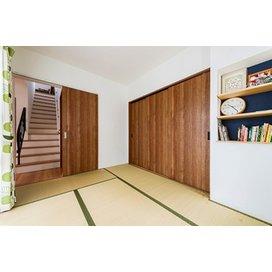 ホームランドの和室のリフォーム実例