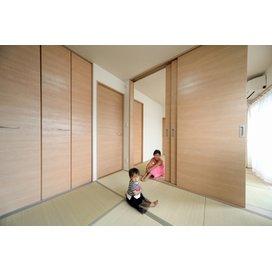 JS Reform(日本総合住生活)の和室のリフォーム実例