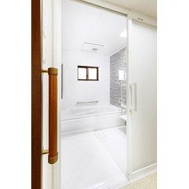 サンヨーリフォームの浴室・バス・ユニットバスのリフォーム実例