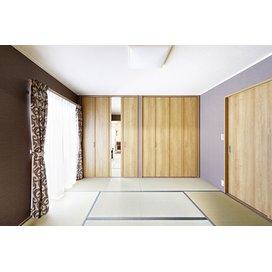 サンヨーリフォームの和室のリフォーム実例