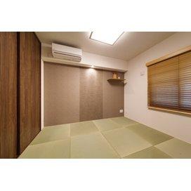 住友不動産の新築そっくりさん(マンション)の和室のリフォーム実例