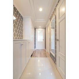 住友不動産の新築そっくりさん(マンション)の廊下のリフォーム実例