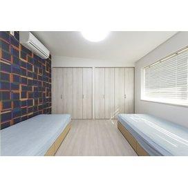住友不動産の新築そっくりさん(マンション)の子ども部屋のリフォーム実例