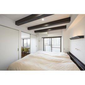 住友不動産の新築そっくりさん(マンション)の寝室のリフォーム実例
