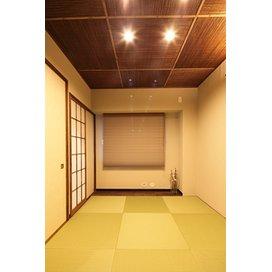 木のすまい工房の和室のリフォーム実例