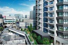 シティタワー所沢クラッシィの建物の特徴画像