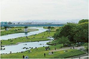 シティハウス二子玉川 ザ・グランドの周辺環境の特徴画像