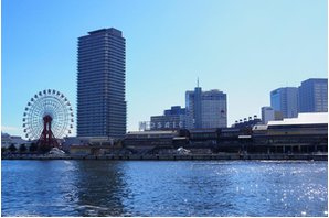 ベイシティタワーズ神戸の周辺環境の特徴画像