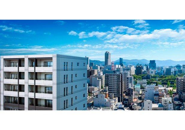 ソシオタワー十日市の周辺環境の特徴画像
