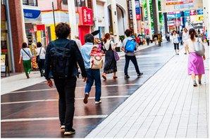 ポレスター熊本新町レジデンスの周辺環境の特徴画像