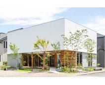 「R+house幕張」モデルハウス-建築家と立てる家を、身近に、手軽に-