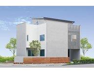 住空間設計Labo茨木モデルハウス  都市型3階建て住宅「ながく育てる家」