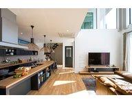 【吹き抜けや個性的な間取りも印象的なインダストリアルデザイン】クラシスホーム津島店モデルハウスB