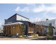 自然素材をふんだんに使用した平屋モデルハウス 小山北住宅展示場(小山住宅公園内)