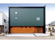 アイデザインホームちゅーピー展示場 スキップフロア設計のカフェスタイルの家