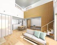 【宇都宮市ゆいの杜】Karino/〈二面(フタオモ)の家〉 「建築家の設計」の魅力を体感の見どころ1