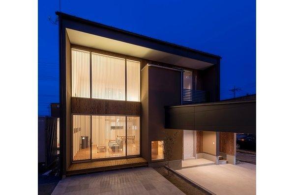 【宇都宮市ゆいの杜】Karino/〈二面(フタオモ)の家〉 「建築家の設計」の魅力を体感5