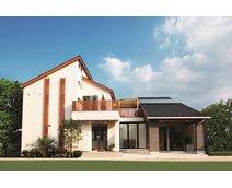 【パナソニック耐震工法「テクノストラクチャー」モデルハウス】アイデア満載の等身大モデルハウス