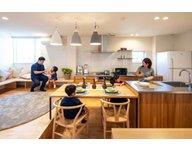【国分寺モデルハウス/27.5坪・2LDK】都市部でも開放的な暮らしが叶う『通り庭の家』。随時内見OK