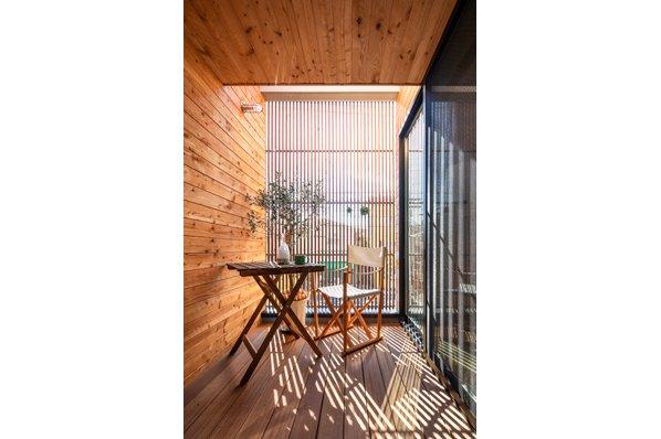 【国分寺モデルハウス/27.5坪・2LDK】都市部でも開放的な暮らしが叶う『通り庭の家』。随時内見OK3
