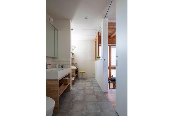 【国分寺モデルハウス/27.5坪・2LDK】都市部でも開放的な暮らしが叶う『通り庭の家』。随時内見OK5