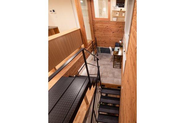 【国分寺モデルハウス/27.5坪・2LDK】都市部でも開放的な暮らしが叶う『通り庭の家』。随時内見OK7
