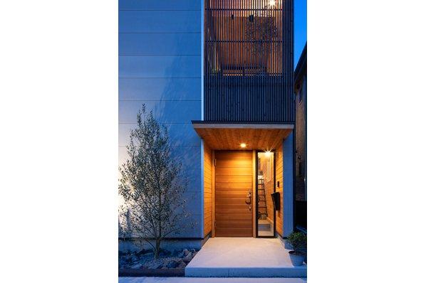 【国分寺モデルハウス/27.5坪・2LDK】都市部でも開放的な暮らしが叶う『通り庭の家』。随時内見OK9