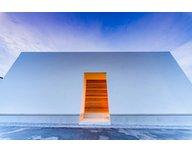 栃木建築社/真岡市デザインモデルハウス/アウトドアリビングのある平屋