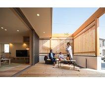 【完全予約制】【中庭のある和モダン】ちはら台モデルハウス~ウチとソトが繋がる開放感を実感