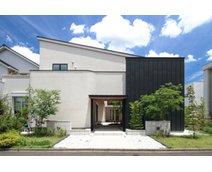 【中庭があるデザイナーズハウス】ウェルホーム 横浜モデルハウス