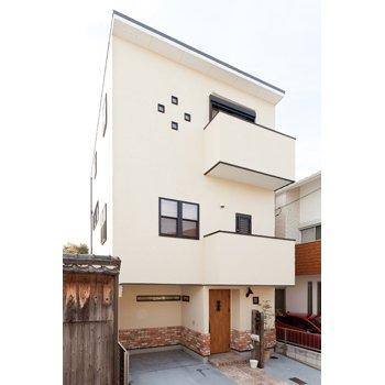 ハウスアップの施工例・建築実例1