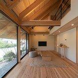 山根木材の住宅実例1